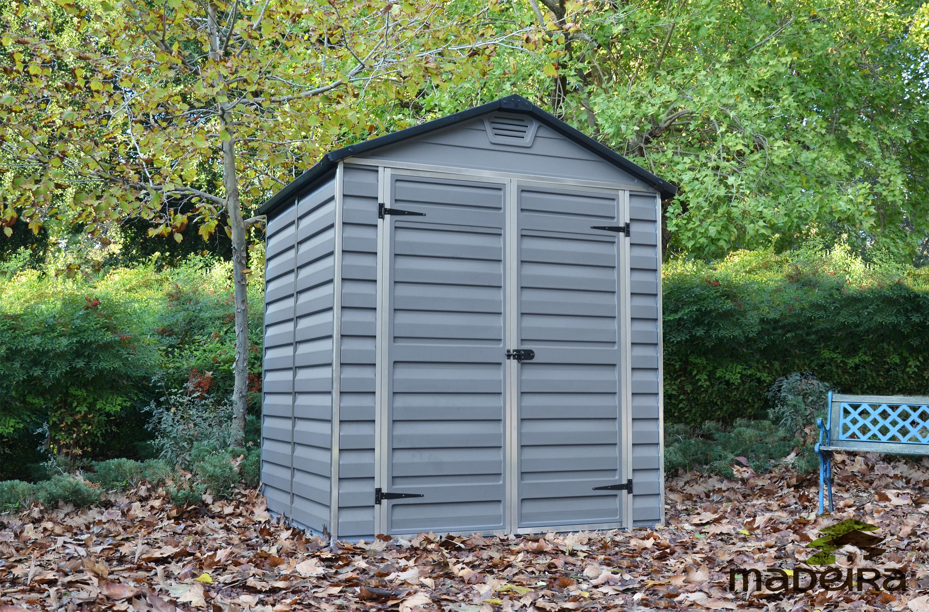 Meilleur de abri de jardin avec plancher id es de salon de jardin - Abri de jardin avec plancher ...