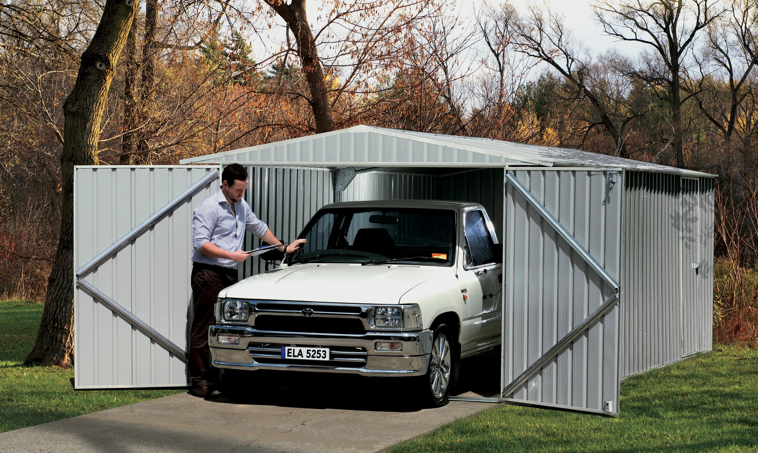 Garage Melton Petites Moyennes Voitures En Metal 13 50m 296 X