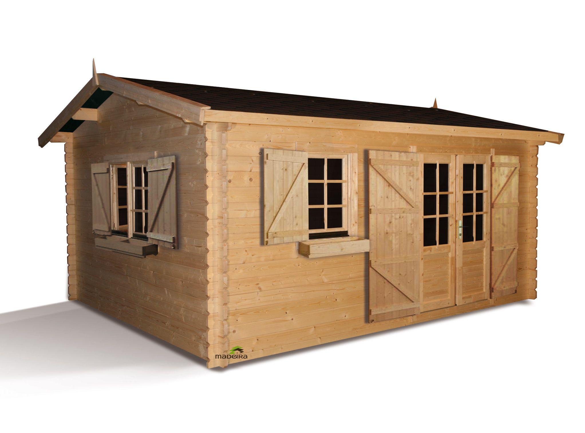abri bois plan cool plan de garage en bois plan de travail bois massif brico depot lgant brico. Black Bedroom Furniture Sets. Home Design Ideas
